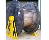 SEB International Ltd. cable drum lifting/wrapping equipment